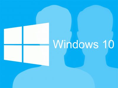 Windows 10 акаунти