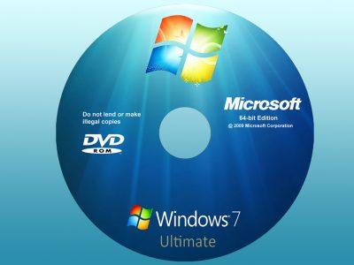 Windows 7 инсталация