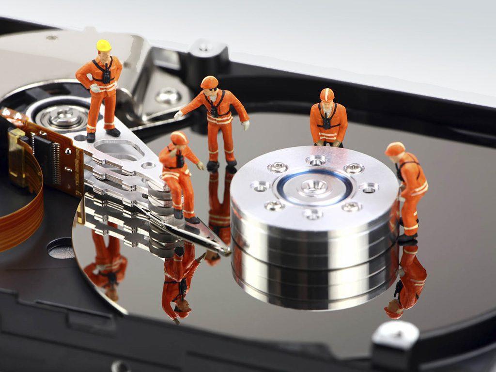 Оптимизиране на диска