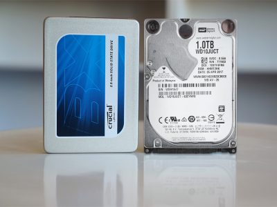 HDD или SSD