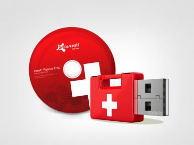 Avast Rescue Disk