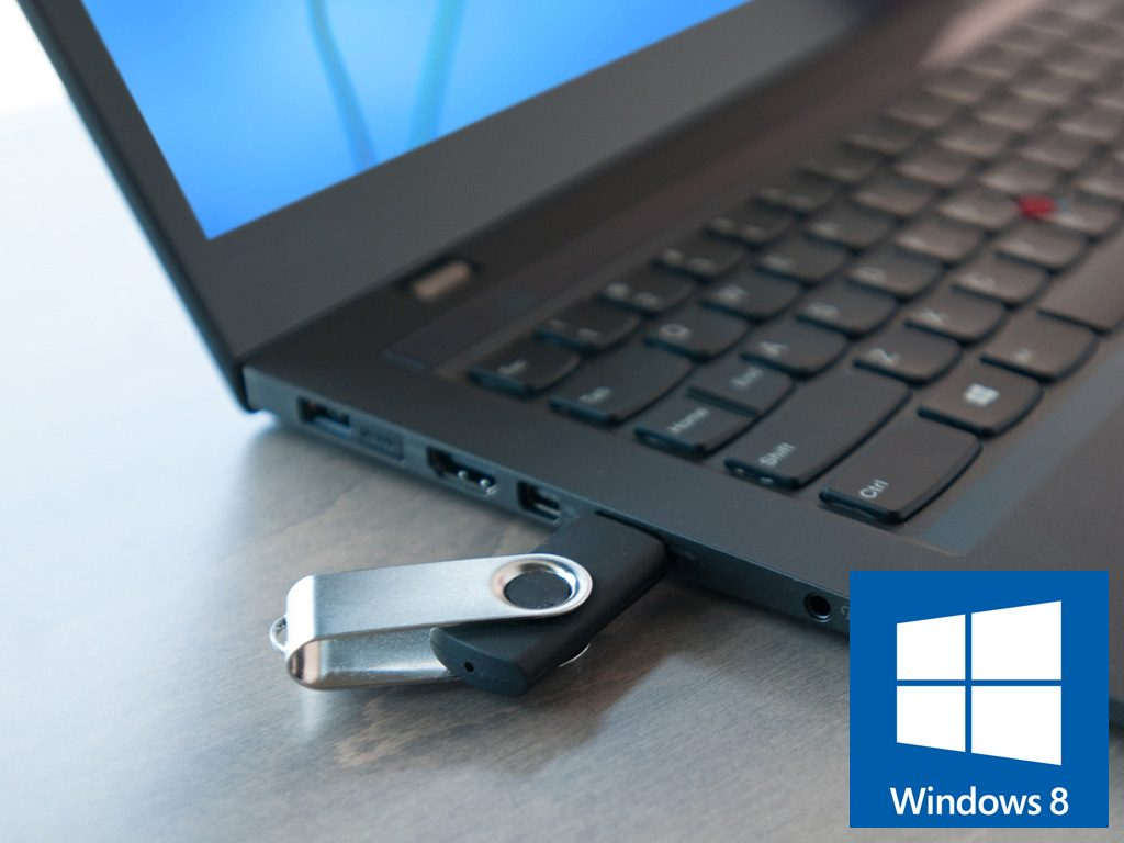 Windows 8 Recovery drive