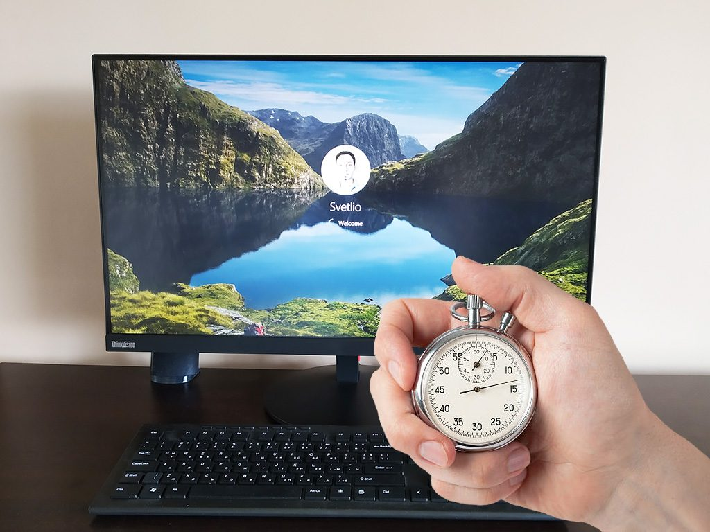 Зареждане на Windows 10