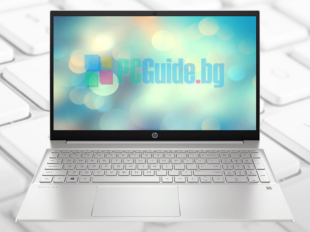 HP Pavlion 15